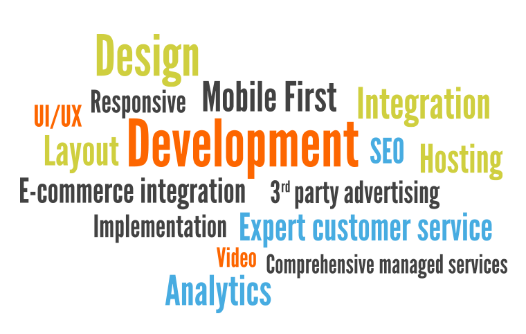 Design, Development and Managed Services